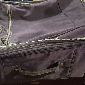 "Kipling 22"" Wheel-A-Way Expandable Carry On"